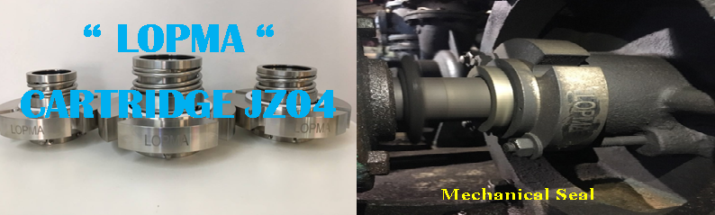 LOPMA Mechanical seals